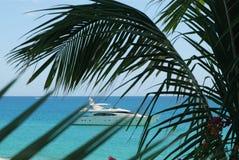 3 luksusowy jacht zdjęcie stock