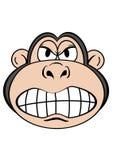 3 małpa Obraz Royalty Free