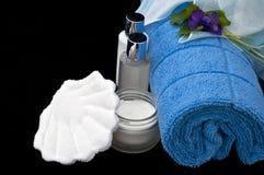 3 makeupserie Fotografering för Bildbyråer