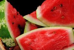 3 melonów woda Obrazy Royalty Free