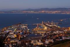 3 miasta przylądków widok zdjęcia royalty free