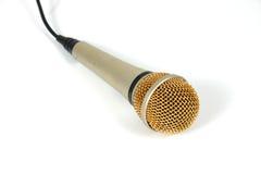 3 mikrofonu Obrazy Stock