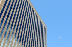 3 moderna byggnader Royaltyfri Fotografi