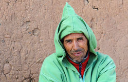3 moroccan folk Royaltyfri Bild