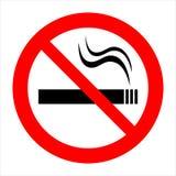 3 non fumatori (+ vettore) Immagine Stock