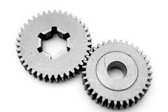 3 novos mecânicos Foto de Stock