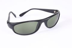 3 odizolowane okulary przeciwsłoneczne Obraz Royalty Free