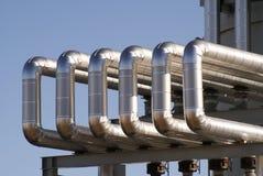 3 odpowietrzania przemysłowe Zdjęcie Stock