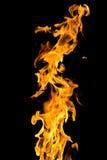 3 ogień Obraz Royalty Free