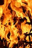 3 ogień Zdjęcie Royalty Free