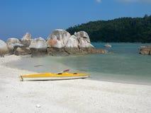 3 pangkor pulau 库存图片