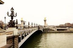 3 Paryża Fotografia Royalty Free