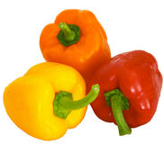 3 peppera bell zdjęcia royalty free