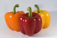 Free 3 Peppers Royalty Free Stock Images - 7870609