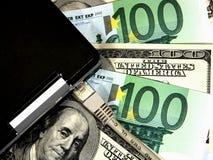 3 pieniądze Zdjęcie Royalty Free