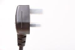 3 Pin Plug Stock Image