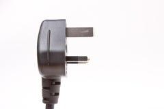 3 Pin Plug Royalty Free Stock Photography
