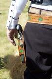 3 pistoler Royaltyfri Fotografi