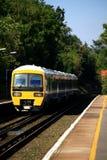3 pociąg zdjęcie stock
