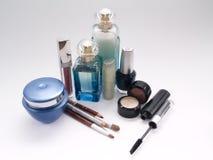 3 produits de beauté Image stock