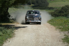 3° Rally del Corallo Stock Images