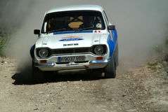 3° Rally del Corallo Royalty Free Stock Images