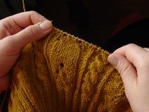 3 robi na drutach Zdjęcie Stock