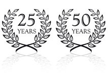 3 rocznicowej foki Obraz Stock