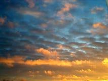 3 środowisk niebo Obrazy Royalty Free