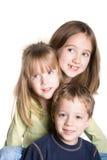 3 rodzeństwa Zdjęcie Stock