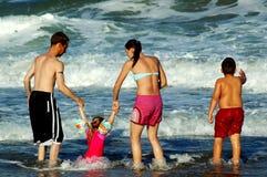 3 rodzin zabawa obrazy royalty free