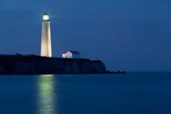 3 rosiers ΚΑΠ des lighthouse Στοκ εικόνα με δικαίωμα ελεύθερης χρήσης