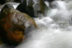 3 rzecznej skał Zdjęcie Stock