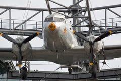 3 samolotu dc Douglas Fotografia Royalty Free