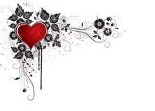 3 serce Zdjęcie Royalty Free