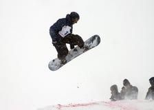 3 snowboard Fotografia Royalty Free
