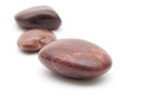 3 stones Stock Images