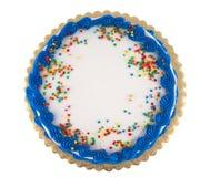 3 strony ciastka Zdjęcia Royalty Free