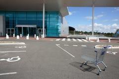 3 supermarcket 免版税库存照片