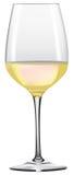 3 szklany wino Zdjęcie Royalty Free