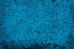 3 tła błękit grunge Fotografia Stock