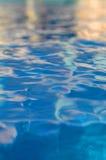 3 tekstur wody Zdjęcia Stock