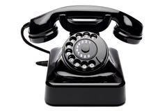 3 telefon retro Obrazy Stock