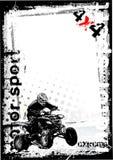 3 tło brudny motorowy sport Zdjęcia Stock