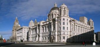 3 tolleranze Liverpool Immagini Stock