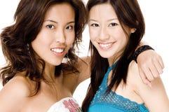 3 vänner Royaltyfri Foto