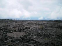 3 vulcani della sosta nazionale Immagine Stock