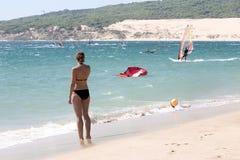 3 windsurf Obrazy Stock