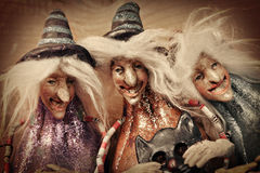 3 Witches Stock Image