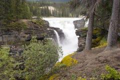 3 wodospadu Zdjęcie Royalty Free